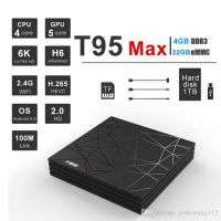 T95 Max 6K Android Smart TV Box Android 9