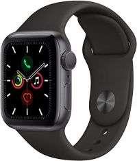 T56 Smart Watch|Series 5 Replica|BLACK|