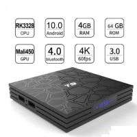 Smart Box T9 4GB+64GB Quad Core 4K Ultra HD 10.0v