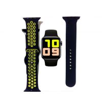 Buy T500 Plus With Extra Strap Apple Smart Watch in Pakistan