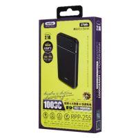 Remax Power Bank 10000Mah RPP-255 Black Color