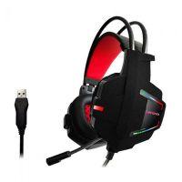 Lenovo HU85 Gaming Headset USB2.0 Volume Adjustment With Hose Long Mic