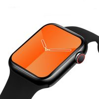 W22+ Smart Watch 45mm Size For Apple Watch Men Bluetooth Call 1.75 Screen Rotation Function