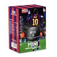 Messi 10 Mini Bluetooth Speaker Extra Bass M1S