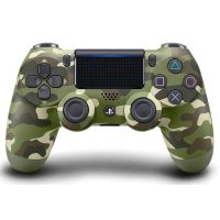 Ps4 Camon Green Dualshock4 Wireless Controller