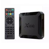 Smart Box X96Q Mini Quad Core 2g+16g 4K 60FPS ANDRIOD 10V